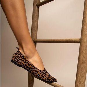 Shoes - ⚡️RESTOCK ⚡️5⭐️LEOPARD suede loafers